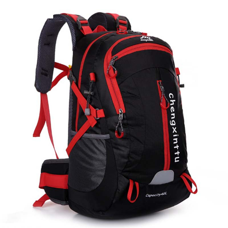 sac a dos mochila feminina zaino mochila masculina outdoor camping nylon waterproof women. Black Bedroom Furniture Sets. Home Design Ideas