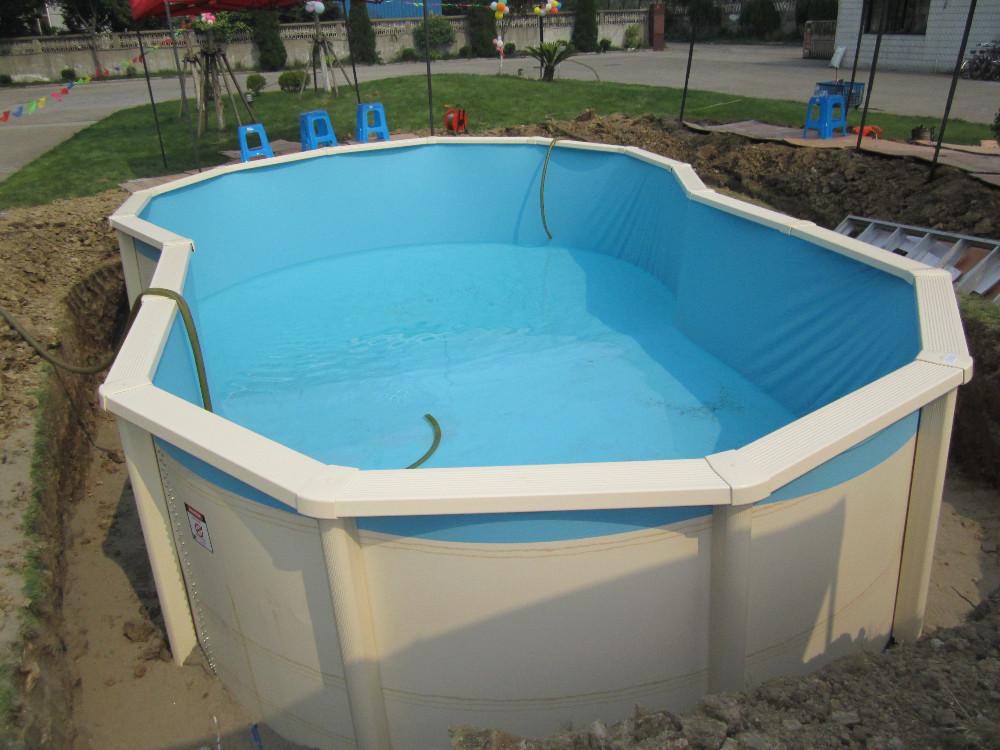 above ground metal frame floating swimming pool children pool plastic wading pool buy floating. Black Bedroom Furniture Sets. Home Design Ideas