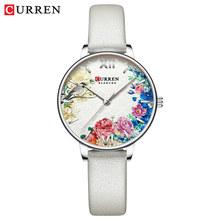 Женские часы с зеленым циферблатом, женские японские водонепроницаемые кварцевые часы, ультратонкий ремешок из нержавеющей стали, водонеп...(Китай)