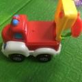 8 5cm City Building Construction Series Mini Cartoon Car Childrens Birthday Toy Gift Inertial Car Pull