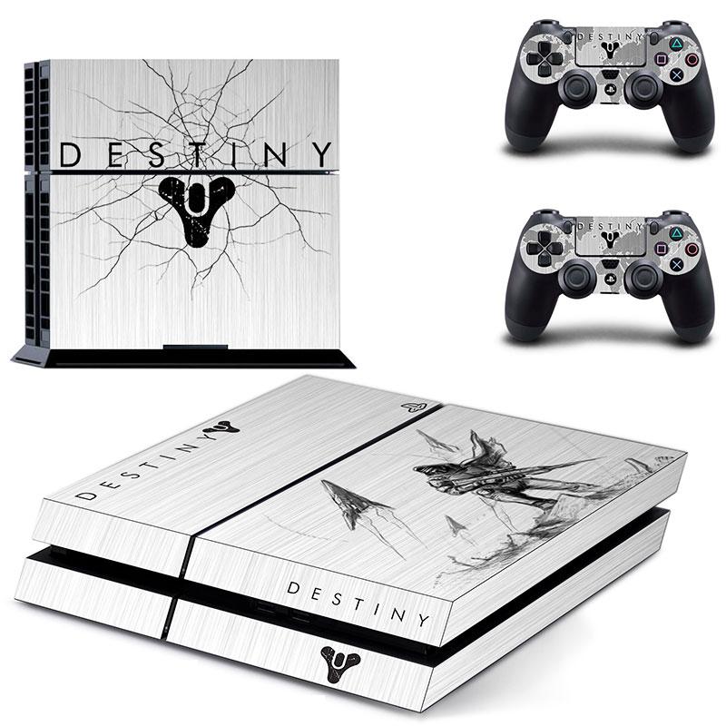 new DESTINY PS4 skin sticker For Sony Playstation 4 ...