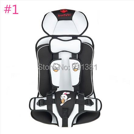 Новый горячий стул для ребенка портативный детская безопасность 6 цветов автотентами безопасности детское кресло 2 - 12 лет детских автокресел детские сиденья /
