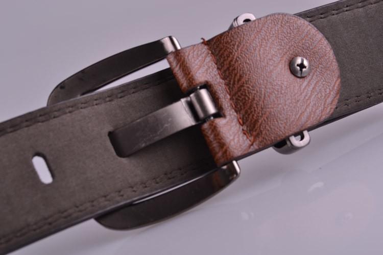 Detalle Comentarios Preguntas sobre Cinturón de cuero cosido doble ... 5855f0b09574