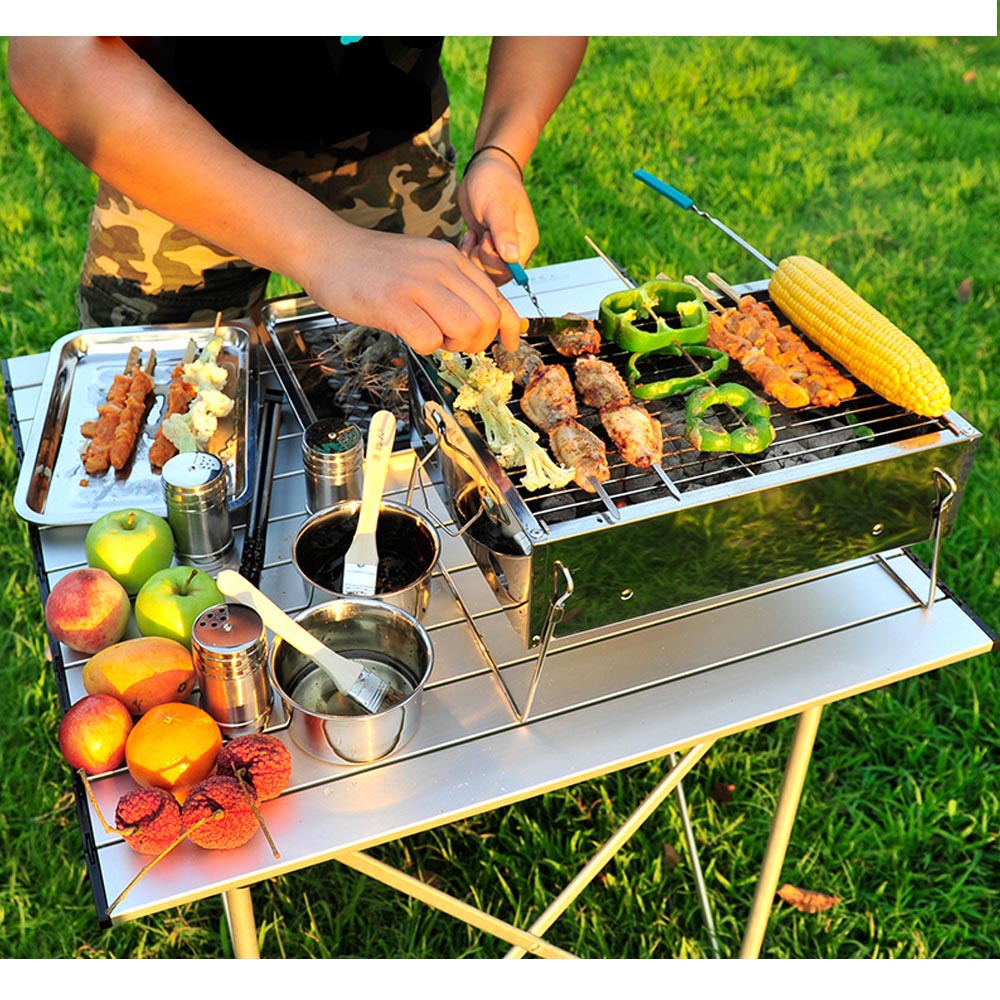 promotion barbecue. Black Bedroom Furniture Sets. Home Design Ideas