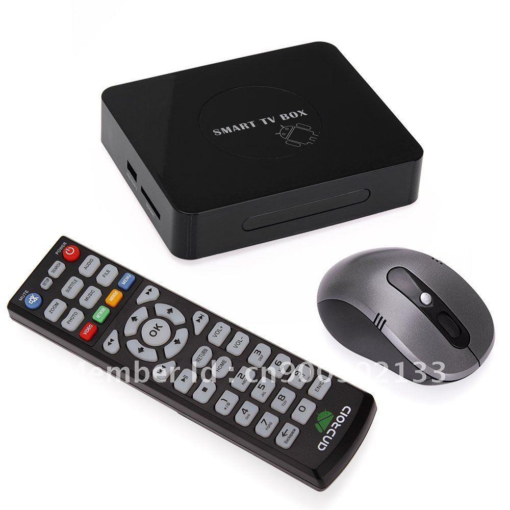 buy google android 4 0 smart tv box 1080p multimedia player smart internet tv. Black Bedroom Furniture Sets. Home Design Ideas