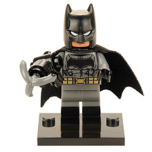 2016 new Single sale XH224 Marvel Batman v Superman Dawn of Justice Minifigures Deathstroke Building Block