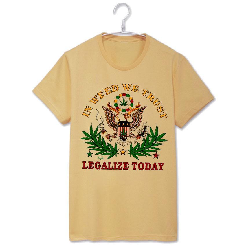 169f9fd872e25 420 legalize today jah rasta bless Bob Marley vintage fashion breathable  printing t shirts - us590