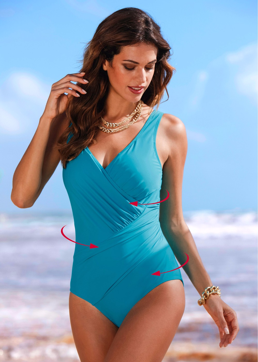 8f69bb912e Detail Feedback Questions about NAKIAEOI 2019 New One Piece Swimsuit ...