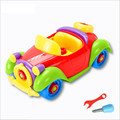 Educational Toys Nut Toy Car Assemble And Disassembly Toy Car Children Puzzle Toy Kids Birthday Gifts