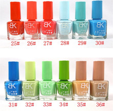 8911 Makup Candy Colors Nail Polish Nude Nail Polish Cool Products 18 Seconds Quick drying