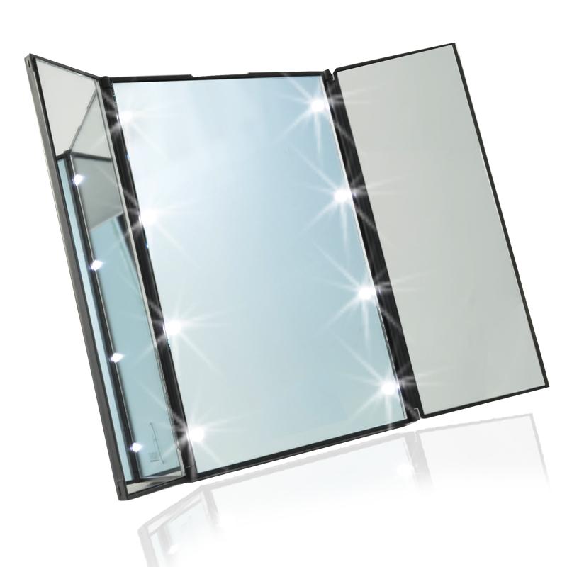 online kopen wholesale make up spiegel geleid uit china make up spiegel geleid groothandel. Black Bedroom Furniture Sets. Home Design Ideas