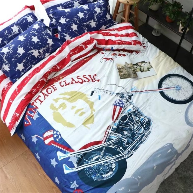 Boys Motorcycle Bedding Promotion Shop For Promotional