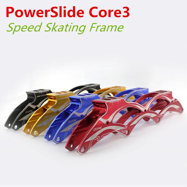 Powerslide Car: PowerSlide PS Core3 Inline Speed Skate Frame 4 X 100mm