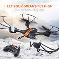 Mini RC Drone JJRC H33 kvadrokopter 2 4G 4CH 6 Axis Gyro RC Quadcopter Headless Mode