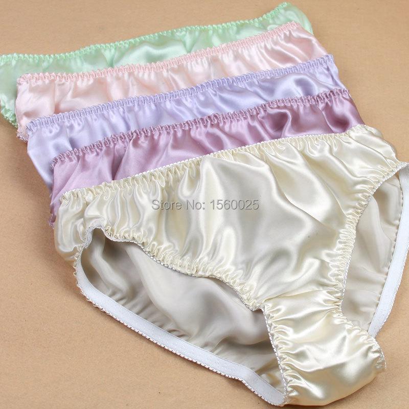 Silk Panties Plus Size 68