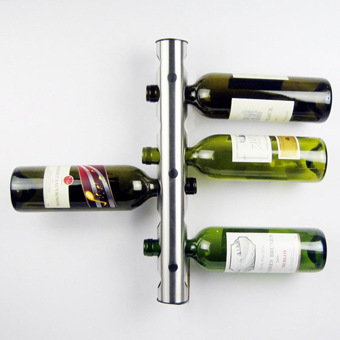 achetez en gros bouteille de vin support mural en ligne des grossistes bouteille de vin. Black Bedroom Furniture Sets. Home Design Ideas