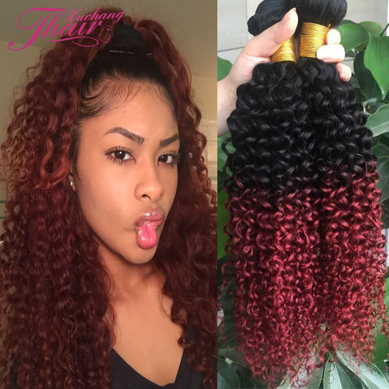 Red Wet and Wavy Weave Promotion-Shop for Promotional Red
