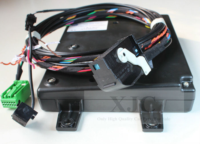 Vw Bluetooth модуль 9W2 1K8 035 730 D + микрофон + жгут требует сплайсинга Fit Volkswagen SKODA сиденья