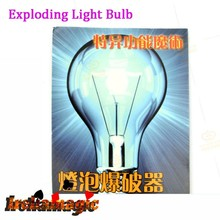 Exploding Light Bulb created by Yigal Mesika / as seen on Criss Angel's TV show / Mentalism Magic Trick amazing toys