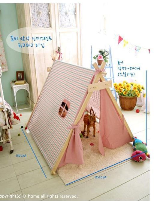 online kaufen gro handel toy wigwam cotton teepee aus china toy wigwam cotton teepee gro h ndler. Black Bedroom Furniture Sets. Home Design Ideas
