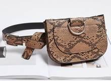 Поясная Сумка DAUNAVIA женская, из искусственной кожи(Китай)