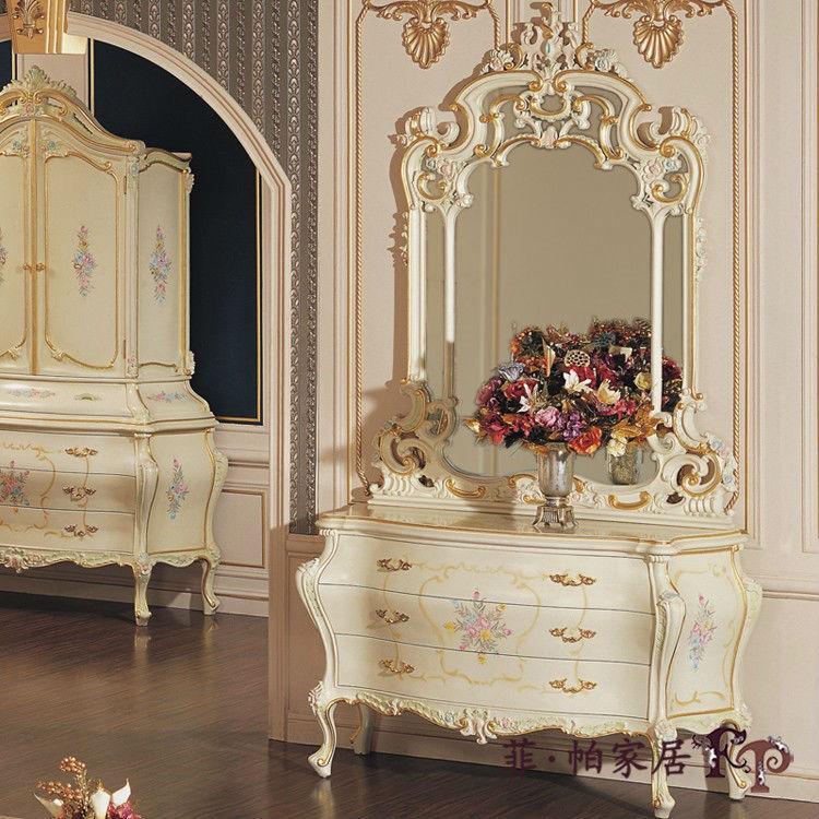 In stile rococo in stile classico di lusso mobili della for Casa stile classico