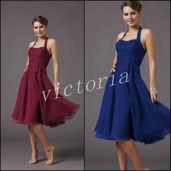 schnelle Lieferung meistverkauften brautjungfer Kleider ...