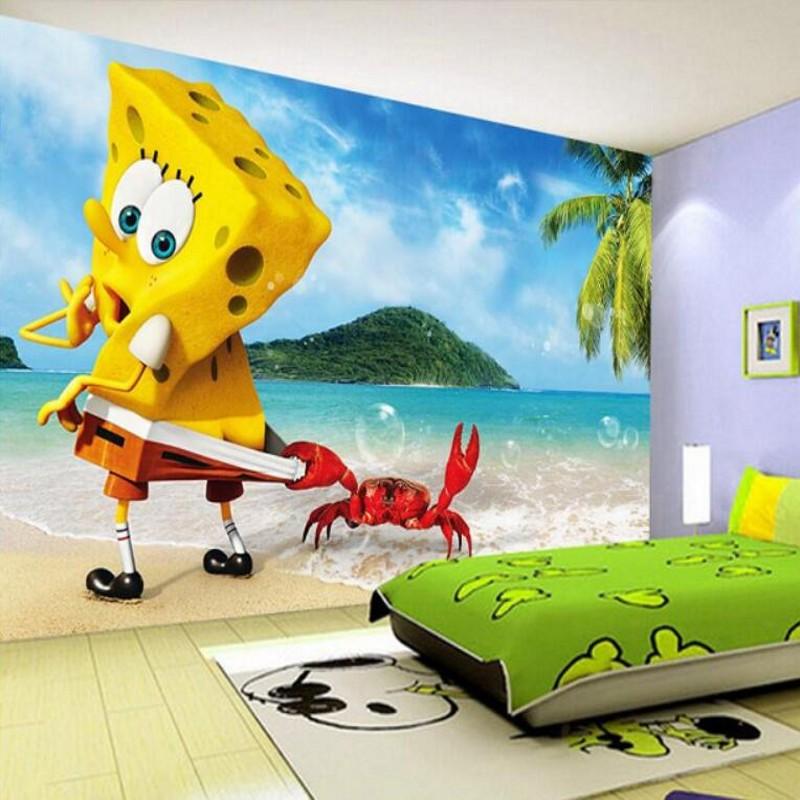 Popular Free Spongebob Wallpaper-Buy Cheap Free Spongebob