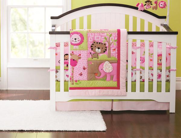 online kaufen gro handel bestickt baby bettw sche aus china bestickt baby bettw sche gro h ndler. Black Bedroom Furniture Sets. Home Design Ideas