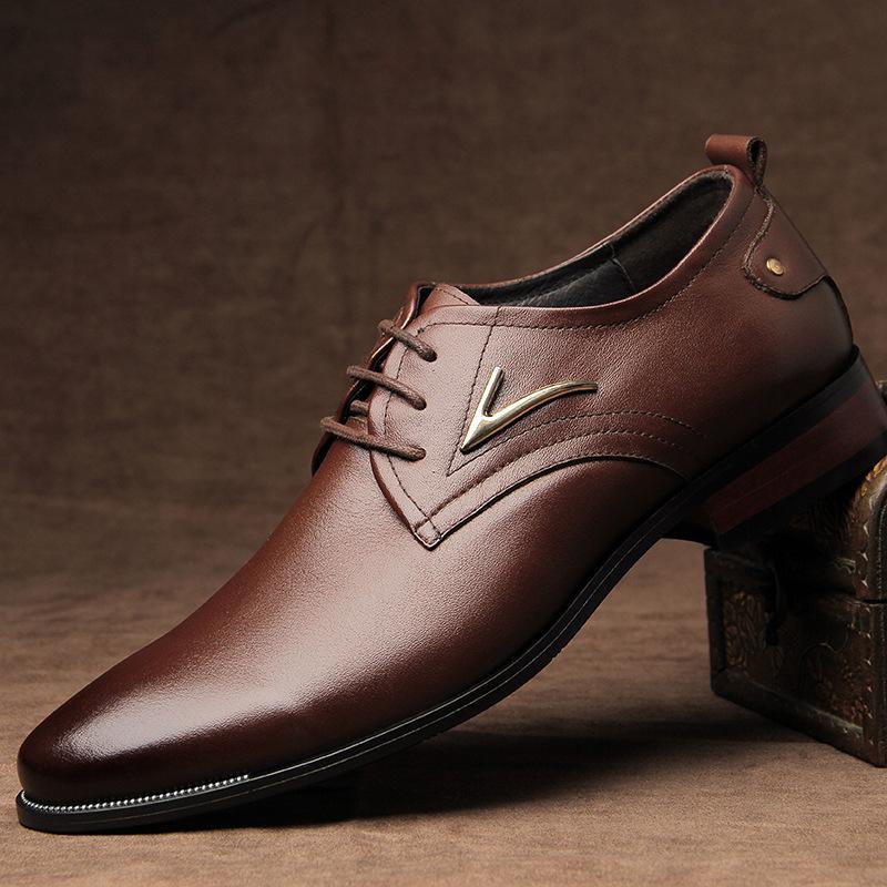 Fashion men's winter shoes flat casual shoes luxury men