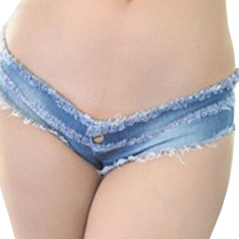 Online shopping for popular & hot Denim Thong Shorts from Women's Clothing & Accessories, Shorts, Jeans, Women's Sets and more related Denim Thong Shorts like thong jeans shorts, tight pants thong, denim cheeky shorts, sexy shorts jeans. Black White Pink Mini Short Sexy Denim Thong Shorts for Women Spring Summer Denim Shorts.
