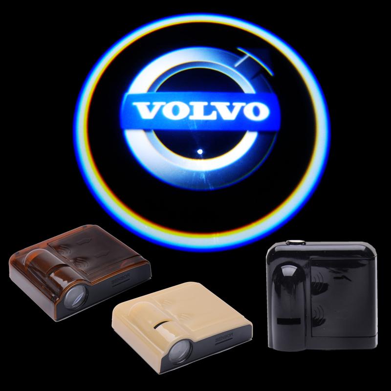 2019 Led Car Volvo Door Courtesy Laser Projector Logo: Car LED Courtesy Door Logo Projector Light Ghost Shadow