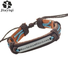 100% Brand New Bear Bracelet Charm Genuine Leather Bracelets Men Bracelets for Women Gifts