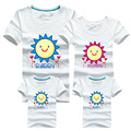 PSEEWE family matching clothes Summer short sleeve T shirt Family look mother son outfits Mommy and