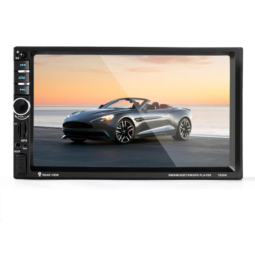 Top Quality Hot 7'' HD Bluetooth Touch Screen Car GPS