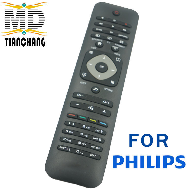 hot sale free shipping for philips smart tv remote control for philips parts 55 65pfl7730 8730. Black Bedroom Furniture Sets. Home Design Ideas