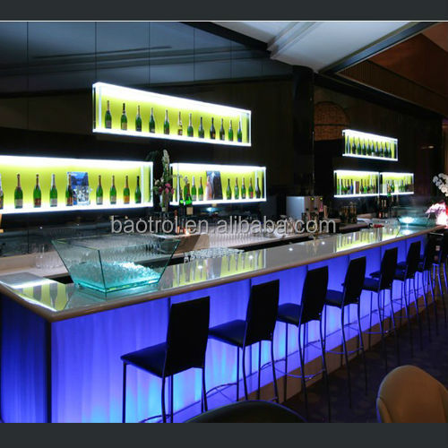 Commercial Bar Design Ideas: Commercial Bar Counter Luxury Modern Design Bar Furniture