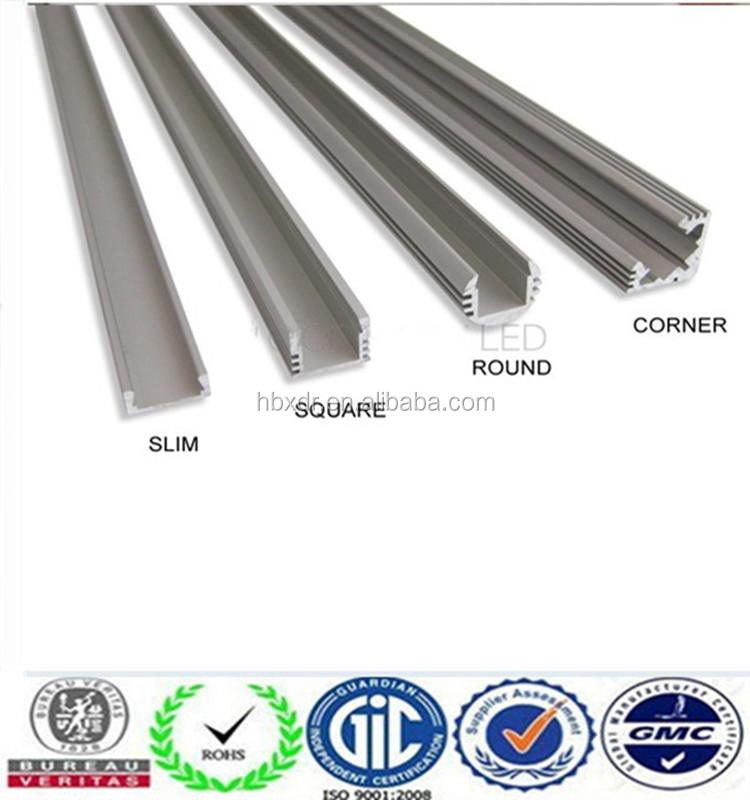 Anodized Oem Custom Special Types Led Panel Aluminium