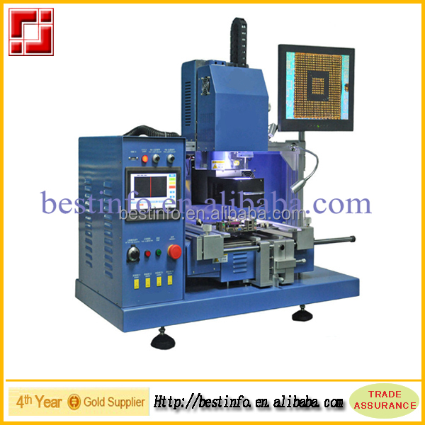 Laser Optical Equipment Bga For Solder And Desolder The