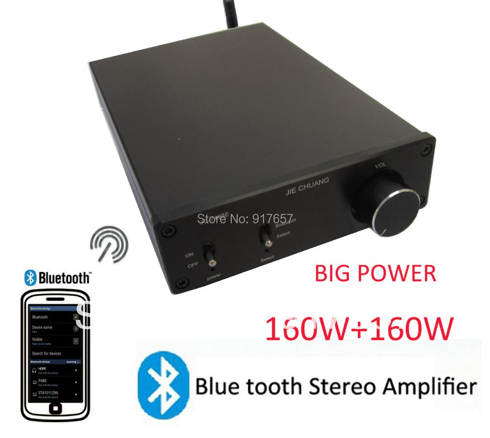 bluetooth kit for loudspeaker hi fi stereo digital wireless bluetooth amplifier high power. Black Bedroom Furniture Sets. Home Design Ideas