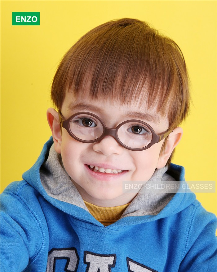 774e5a9bef9f Baby Optical Glasses with Strap Size 39 14 One-piece No Screw ...