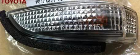 Зад вид поворотов лёгкие для Toyota camry, Изменение автомобиль часть указатель поворотов угловые лёгкие