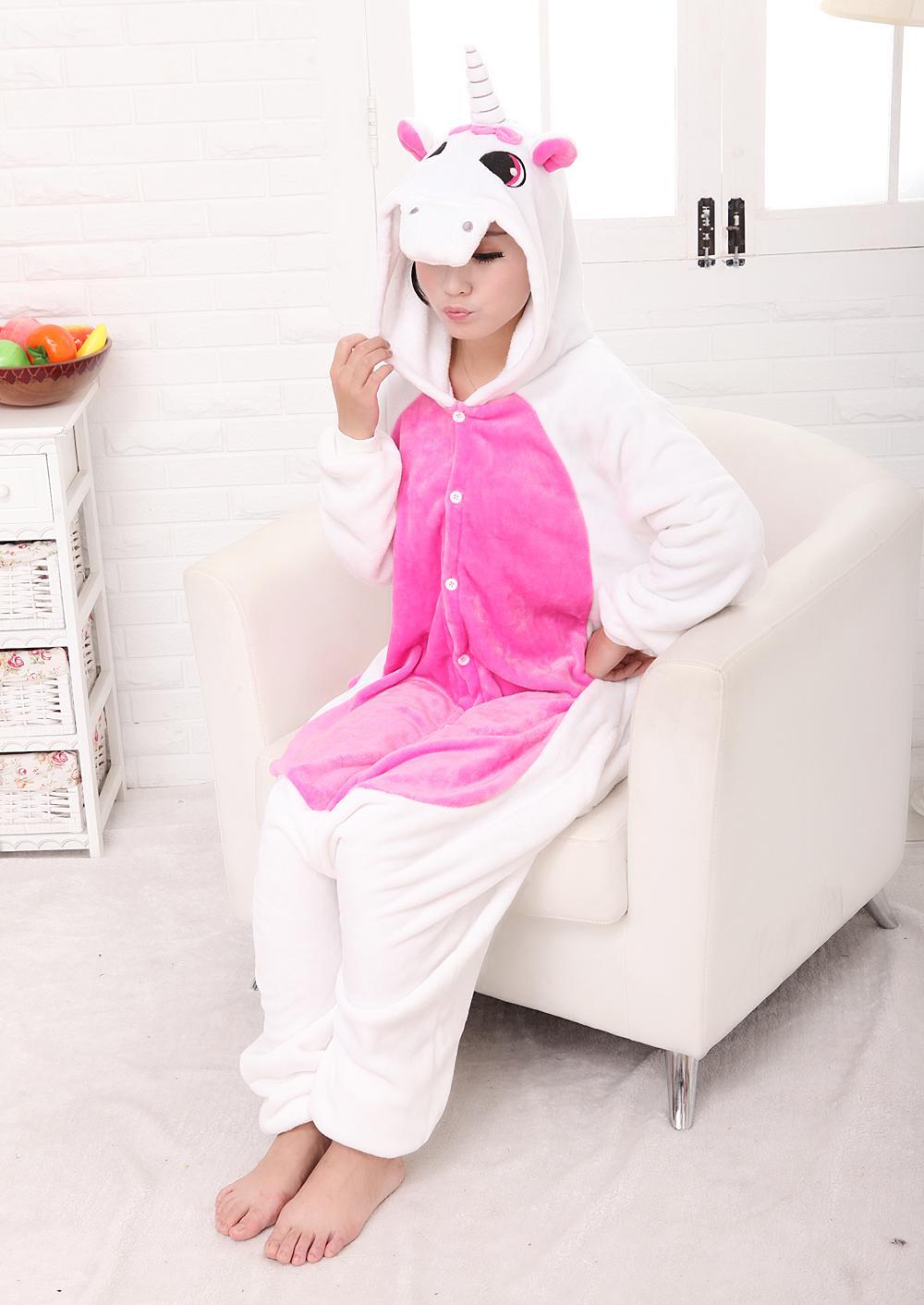 online kaufen gro handel rosa einhorn pyjamas aus china rosa einhorn pyjamas gro h ndler. Black Bedroom Furniture Sets. Home Design Ideas