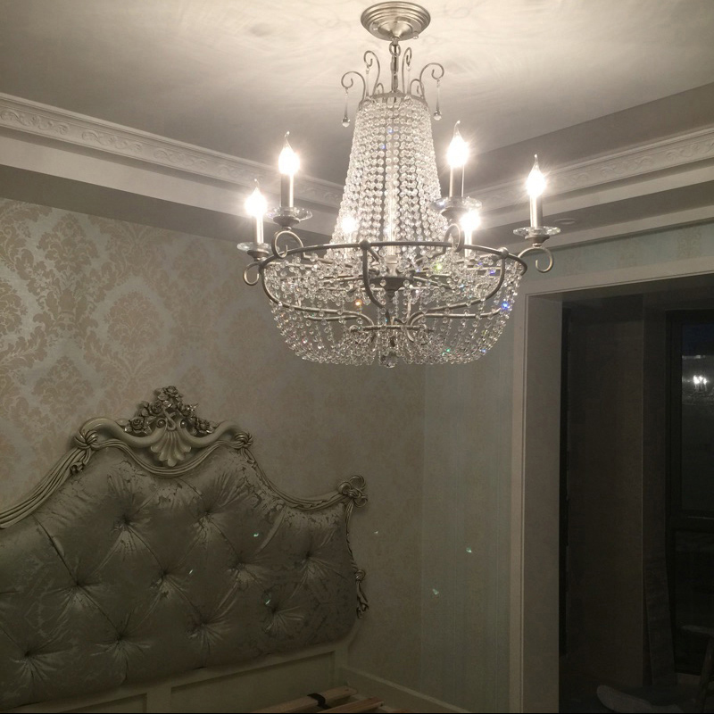 Acquista all 39 ingrosso online contemporanea lampadari da - Lampadario sala ...