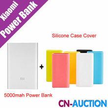 Kvalitní Xiaomi Power Banka 5000 mAh + silikonový kryt