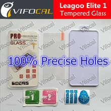 LEAGOO Elite 1 Tempered Glass 100% Original Official Premium Screen Protector Film For LEAGOO Elite 1 Cell Phone + Free shipping