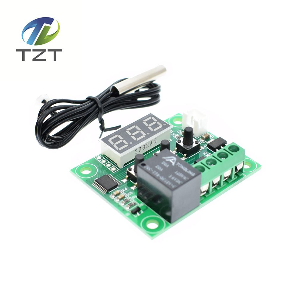 Interrupteur Température Contrôleur Numérique Contrôle LED Thermostat Rechange