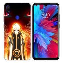 Аниме Наруто Чехол для Xiaomi Redmi Note 7 8T 7S K20 8A S2 6 6A 7A 5 Pro MI Play 9T A1 A2 8 Lite Poco F1 силиконовый чехол для телефона(Китай)