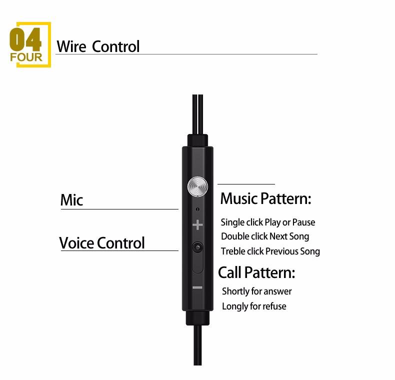 מקורי langsdom M300 Super Bass מתכת אוזניות אוזניות עם מיקרופון מרוחק אוזניות עבור טלפון xiaomi Samsung fone דה ouvido
