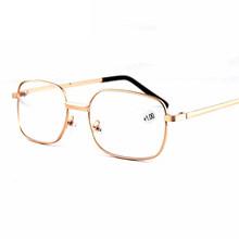 Seemfly сверхлегкие прозрачные очки увеличительные защитные очки для чтения портативный подарок для родителей дальнозоркое увеличение(Китай)